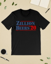 Zillion Beers 2020 shirt Classic T-Shirt lifestyle-mens-crewneck-front-19