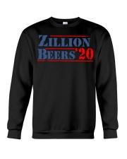 Zillion Beers 2020 shirt Crewneck Sweatshirt thumbnail