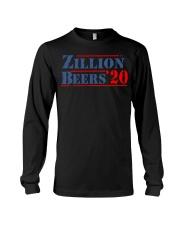 Zillion Beers 2020 shirt Long Sleeve Tee thumbnail