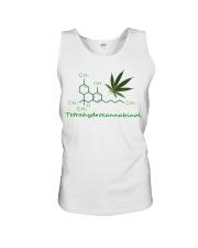 Tetrahydrocannabinol Weed shirt Unisex Tank thumbnail