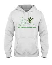 Tetrahydrocannabinol Weed shirt Hooded Sweatshirt thumbnail