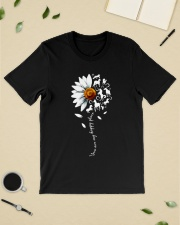 You are my happy place Horse daisy shirt Classic T-Shirt lifestyle-mens-crewneck-front-19