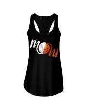 Baseball Mom Basketball Mom shirt Ladies Flowy Tank thumbnail