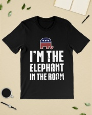 I'm the Elephant in the room shirt Classic T-Shirt lifestyle-mens-crewneck-front-19