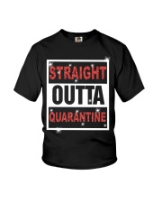 Straight Outta Quarantine shirt Youth T-Shirt thumbnail