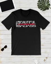 Beautiful Badass shirt Classic T-Shirt lifestyle-mens-crewneck-front-17