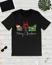 United States Postal Service Merry Christmas shirt Classic T-Shirt lifestyle-mens-crewneck-front-17