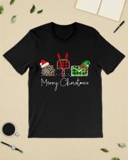 United States Postal Service Merry Christmas shirt Classic T-Shirt lifestyle-mens-crewneck-front-19