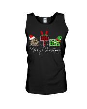 United States Postal Service Merry Christmas shirt Unisex Tank thumbnail
