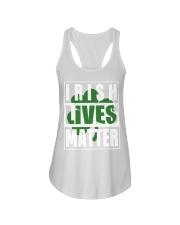 Irish Lives Matter shirt Ladies Flowy Tank thumbnail