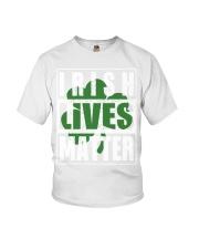 Irish Lives Matter shirt Youth T-Shirt thumbnail