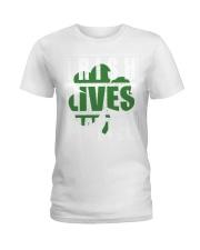 Irish Lives Matter shirt Ladies T-Shirt thumbnail
