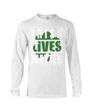 Irish Lives Matter shirt Long Sleeve Tee thumbnail