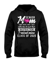 Senior mom some people wait their entire lives  Hooded Sweatshirt thumbnail