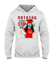 Nothing can stop me class of 2020 red shirt Hooded Sweatshirt thumbnail