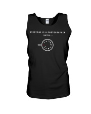 Everyone is a Photographer Until Manual Mode  Unisex Tank thumbnail