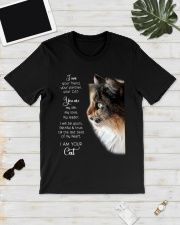 I am your friend your partner your cat I am your  Classic T-Shirt lifestyle-mens-crewneck-front-17