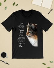 I am your friend your partner your cat I am your  Classic T-Shirt lifestyle-mens-crewneck-front-19