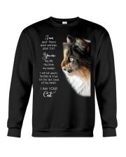 I am your friend your partner your cat I am your  Crewneck Sweatshirt thumbnail