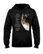 I am your friend your partner your cat I am your  Hooded Sweatshirt thumbnail