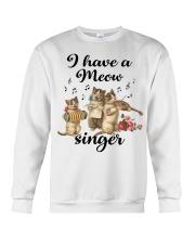 I have a meow singer shirt Crewneck Sweatshirt thumbnail