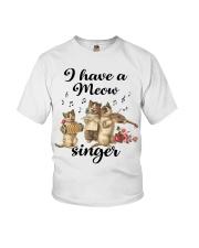 I have a meow singer shirt Youth T-Shirt thumbnail