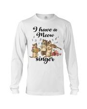 I have a meow singer shirt Long Sleeve Tee thumbnail