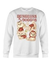 Dungeons and Doggos shirt Crewneck Sweatshirt thumbnail