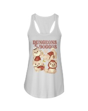 Dungeons and Doggos shirt Ladies Flowy Tank thumbnail