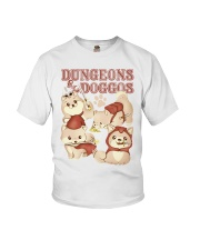 Dungeons and Doggos shirt Youth T-Shirt tile