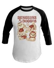 Dungeons and Doggos shirt Baseball Tee thumbnail