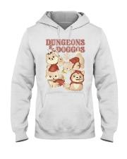 Dungeons and Doggos shirt Hooded Sweatshirt thumbnail