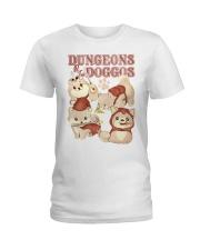 Dungeons and Doggos shirt Ladies T-Shirt thumbnail