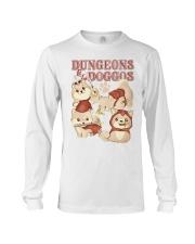 Dungeons and Doggos shirt Long Sleeve Tee thumbnail