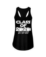 Senior Class of 2020 Toilet Paper The year when  Ladies Flowy Tank thumbnail