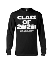 Senior Class of 2020 Toilet Paper The year when  Long Sleeve Tee thumbnail