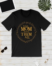 One Mom To Rule Them All T-Shirt Classic T-Shirt lifestyle-mens-crewneck-front-17