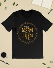 One Mom To Rule Them All T-Shirt Classic T-Shirt lifestyle-mens-crewneck-front-19