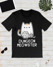 Dungeon Meowster shirt Classic T-Shirt lifestyle-mens-crewneck-front-17