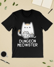Dungeon Meowster shirt Classic T-Shirt lifestyle-mens-crewneck-front-19
