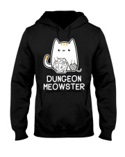 Dungeon Meowster shirt Hooded Sweatshirt thumbnail