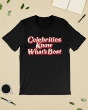Celebrities Know what's best shirt Classic T-Shirt lifestyle-mens-crewneck-front-19