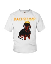 Dachshump Dachshund Trump shirt Youth T-Shirt thumbnail