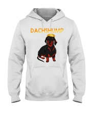 Dachshump Dachshund Trump shirt Hooded Sweatshirt thumbnail