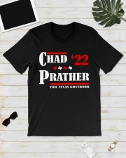 Chad Prather 2022 for Texas Governor shirt Classic T-Shirt lifestyle-mens-crewneck-front-17