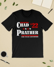 Chad Prather 2022 for Texas Governor shirt Classic T-Shirt lifestyle-mens-crewneck-front-19
