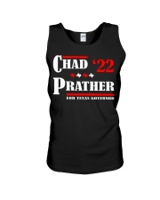Chad Prather 2022 for Texas Governor shirt Unisex Tank thumbnail