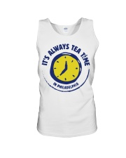 It's always tea time In Philadelphia shirt Unisex Tank thumbnail