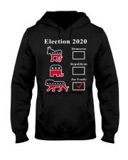 Joe Exotic Campaign Exotic Election 2020 Shirt  Hooded Sweatshirt thumbnail