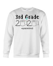 3rd Grade 2020 quarantined T-shirt Crewneck Sweatshirt thumbnail